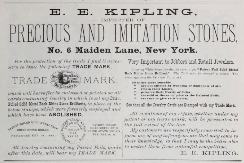 Kipling Ad