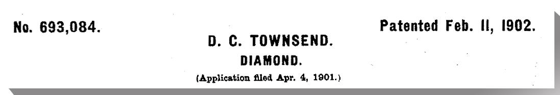 1903 Patent